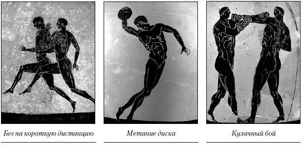 Реферат развитие физической культуры в древней греции 1646